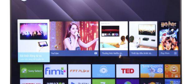 Tivi Sony KD-43X8500F